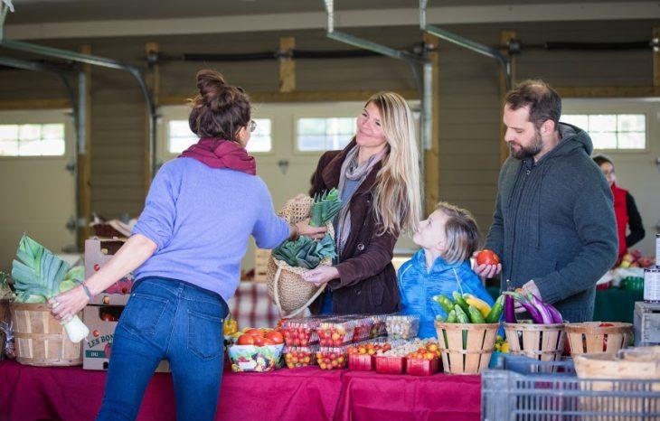 Cet été, rendez-vous dans les marchés publics de Brome-Missisquoi