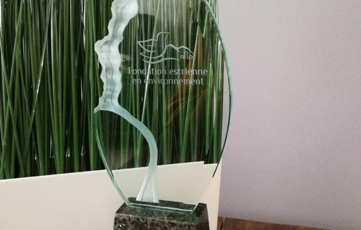 La symbiose industrielle de Brome-Missisquoi remporte un grand prix d'excellence au gala des prix d'excellence en environnement des Cantons-de-l'Est