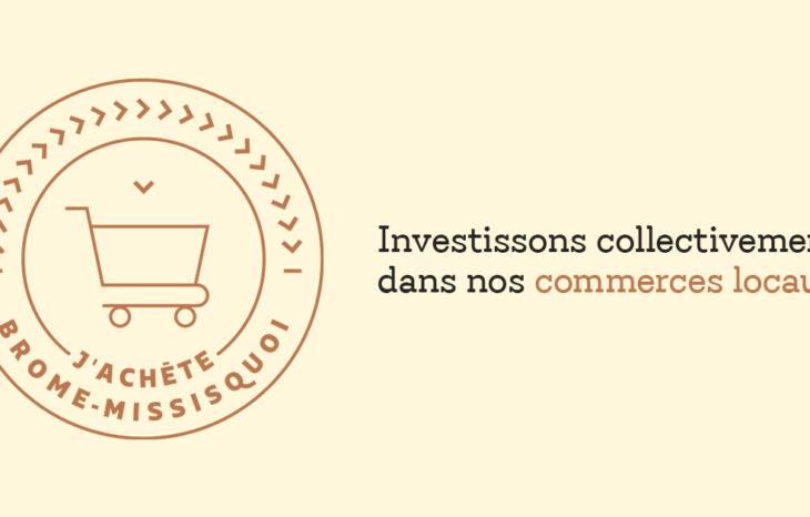 Deux nouvelles plateformes pour promouvoir l'achat local dans Brome-Missisquoi