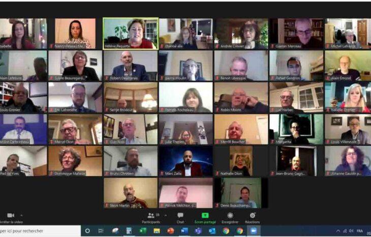 Mentorat pour entrepreneurs de Brome-Missisquoi  15e Soirée hommage — 10 mentors de la région honorés